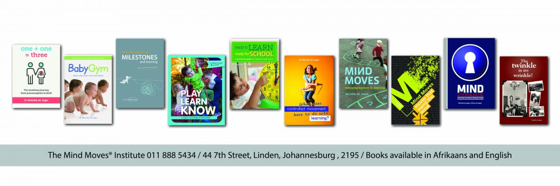 Books by DR Melodie de Jager
